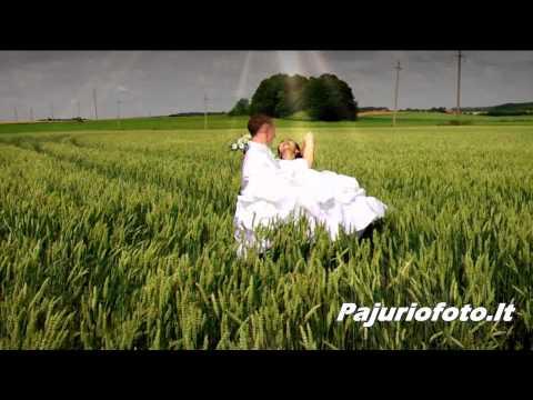 Gražiausias fotofilmas, gražiausia ir įsimintiniausia vestuvių akimirkos *://pajuriofoto.lt