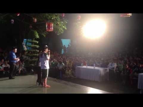 Khởi My - Gửi Cho Anh (Live) tại trường THPT Trương Vĩnh Ký Q.11