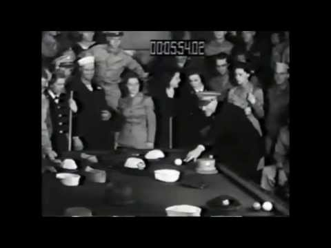 Legendary Pool and Billiard Players From Years Gone By