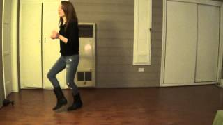 Blurred Lines (Line Dance) Demo & Teach