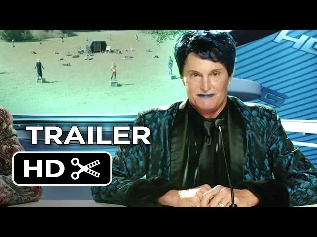 The Hungover Games TRAILER 1 (2014) - Hunger Games Spoof Movie HD