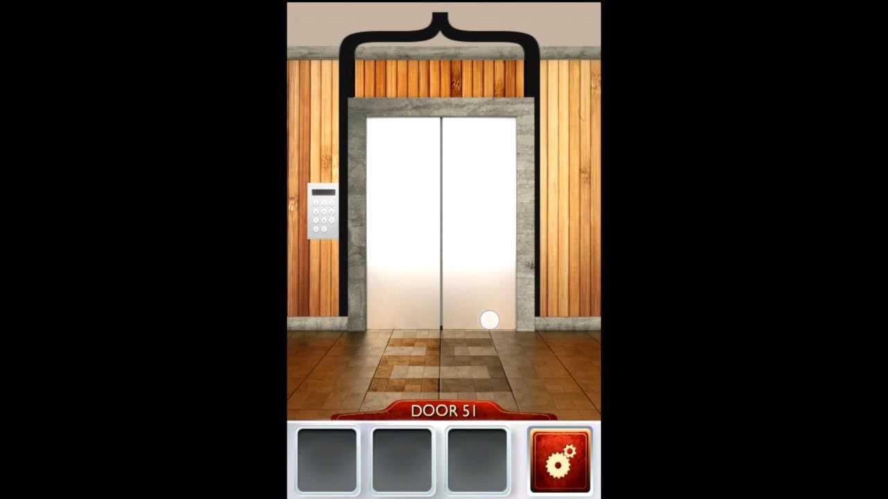 100 doors 2 level 51 walkthrough youtube for 100 doors door 6