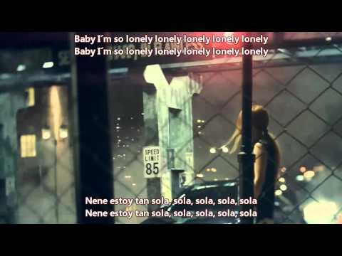 2NE1 - Lonely [Sub Español + Hangul + Romanización]