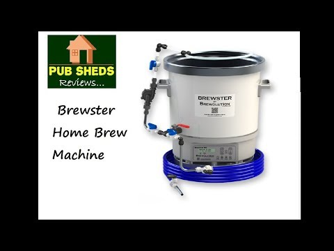 Brewolution - The Brewster All In One All Grain Micro Brewery