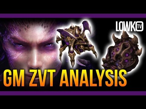 Grandmaster Zerg versus Terran Analysis (TLO's Build Order) - StarCraft II: Heart of the Swarm Beta