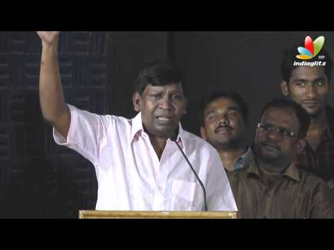 Vadivelu Funny Speech at Tenaliraman Audio Launch | Jagajala Pujabala Comedy