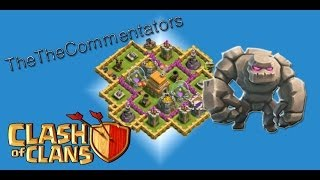 ♣ Clash Of Clans TownHall Level 6 SpeedBuild ♣ (TH