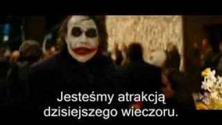 The Dark Knight Trailer 2 PL (Mroczny Rycerz)