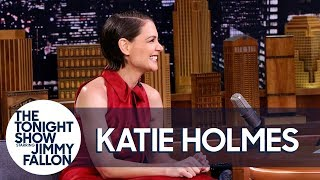 Katie Holmes Passed on Auditioning for Dawson's Creek for Her High School Play