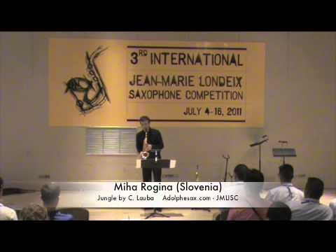 3rd JMLISC: Miha Rogina (Slovenia) Jungle by C. Lauba