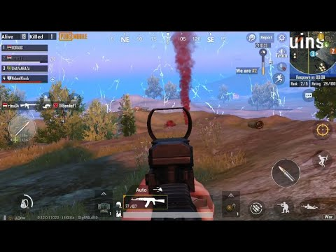 PUBG Mobile War Mode Funny GamePlay