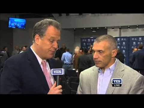 Joe Girardi on the Yankees' signing of Jacoby Ellsbury