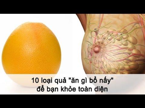 10 loại quả