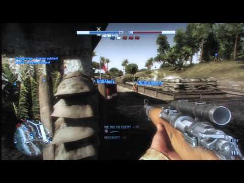 Battlefield 1943 Video Interview by GameSpot.