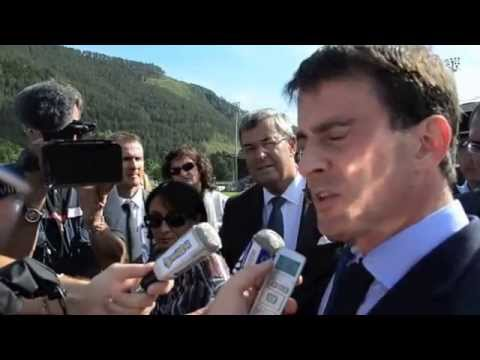 Interview de Manuel Valls
