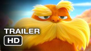 Dr. Seuss' The Lorax (2012) EXCLUSIVE Trailer HD Movie