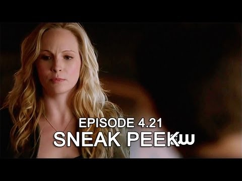 The Vampire Diaries 4x21 Webclip #3 - She's Come Undone