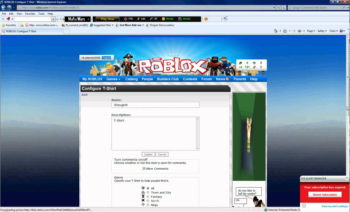 Roblox 2009 Download