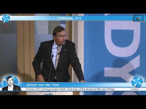 Jeroen van der Veer - Cordial 2012 Guest Keynote