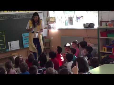 Charla Lavado de Manos CEIP Ntra Sra del Rosario (Santomera)