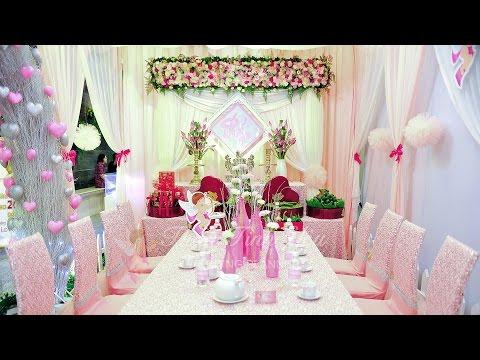 Trang trí tiệc cưới đẹp tại nhà - Dịch vụ cưới hỏi trọn gói Thần Tình Yêu