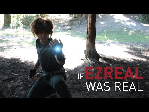 League of Legends: If Ezreal was REAL