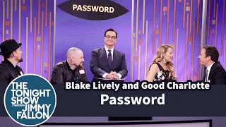 Password with Blake Lively and Good Charlotte
