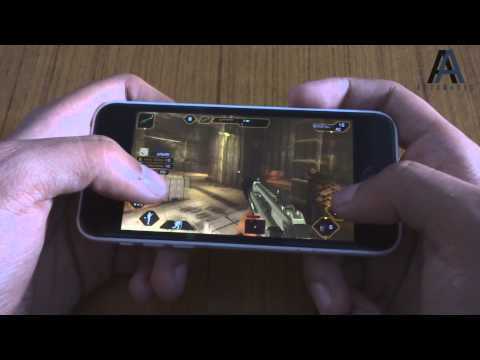 Gaming On iPhone 5c