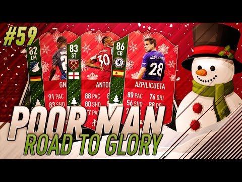 FUTMAS SBCs ARE HERE!! ELITE FUT CHAMPIONS REWARDS!!! - Poor Man RTG #59 - FIFA 18 Ultimate Team