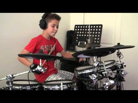 Papa Roach Last Resort Drum Cover
