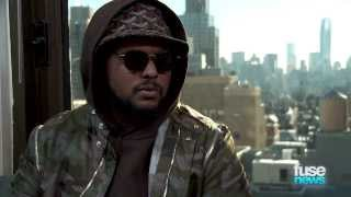 """Schoolboy Q on New Album """"Oxymoron"""" & Kendrick Lamar's GRAMMY Noms"""