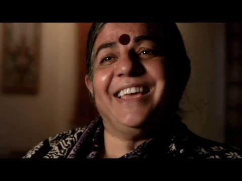 Vandana Shiva Interview