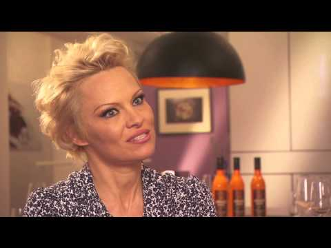 Pamela Anderson Interview @ Andalö Midsommar Dinner 2014 in Munich