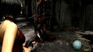 Resident Evil 4 HD: Separate Ways pt23 (The Final Stretch)