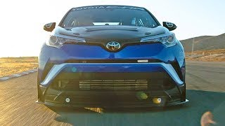 600-HP Toyota C-HR R-Tuned – HOW IT'S BUILT. YouCar Car Reviews.