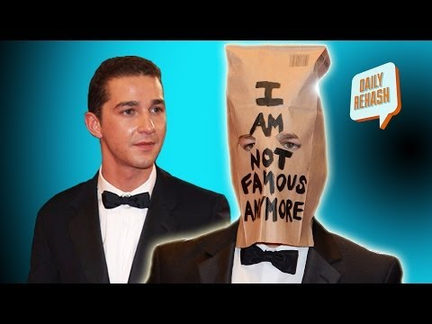 Shia LaBeouf's Plagiarism & A Brown Paper Bag | DAILY REHASH | Ora TV
