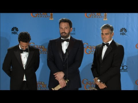 "Ben Affleck Jokes About Argo Oscar Snub — ""I Also Didn't Get the Acting Nomination!"""