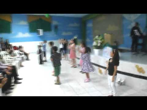 Mix Gospel Infantil - Soldadinhos de Cristo (21/09/13)