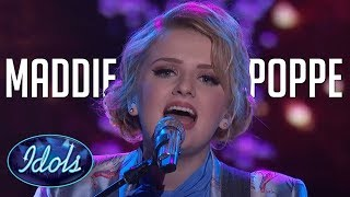 MADDIE POPPE TOP 10 Most Amazing Auditions & Performances On American idol 2018!