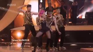 4. Finále SuperStar 2018 | Tereza Mašková | Bruno Mars : Uptown