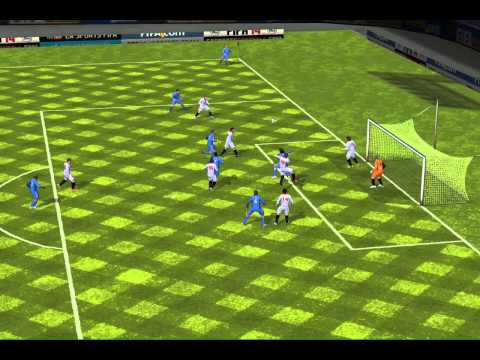 FIFA 14 iPhone/iPad - FC Nobi vs. Real Madrid