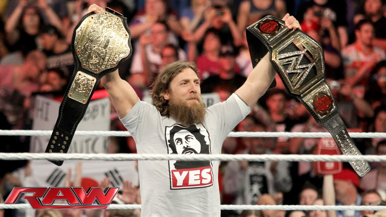 Daniel Bryan owns his becoming WWE Champion to CM Punk