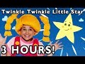 Mother Goose Club Twinkle Twinkle Little Star and More 3 Hours of Nursery Rhymes