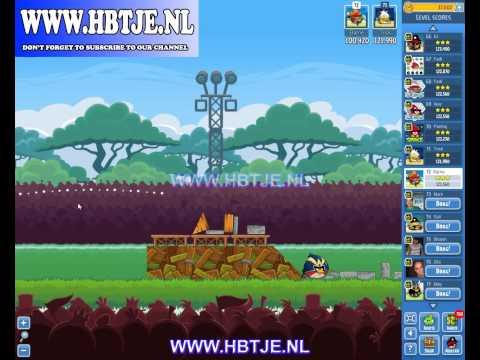 Angry Birds Friends Tournament Week 74 Level 1 High Score 130k (tournament 1)