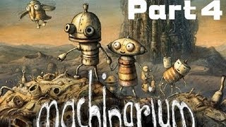 Let's Play Machinarium Part 4 - Bustin' out of the Klink view on youtube.com tube online.