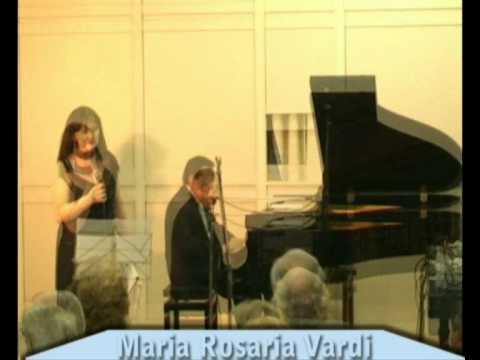 Maria Rosaria Vardi A Vucchella-Torna a Maggio (Il Celeste Guerriero in Concerto).wmv