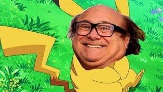 Great Detective Pikachu - English Trailer - Feat. Danny DeVito (NEW MOVIE!)