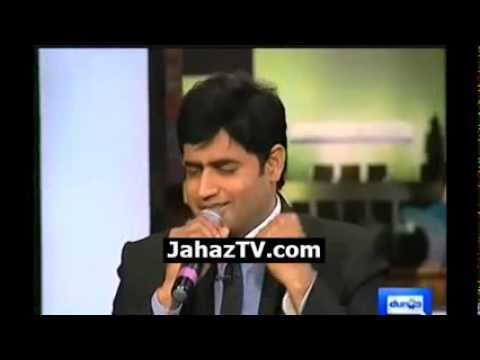 Main Madina e Nabi SAW Main Tha Naat By Abrar ul Haq in Mazaq Raat on Dunya News