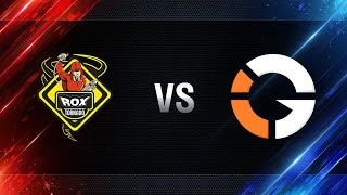 TORNADO.ROX vs IMPACT Gaming - day 4 week 5 Season I Gold Series WGL RU 2016/17
