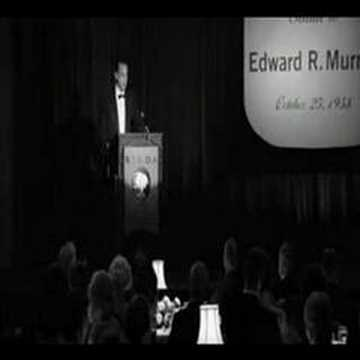 edward murrow and the heart of Edward r murrow, broadcaster and ex-chief of usia, dies by the new york times edward r murrow at heart a poet of mankind and.